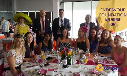 The team at CFB celebrated the 2014 Melbourne Cup at the Endeavour Luncheon. Thanks so much to the Endeavour Foundation for their wonderful event and all that they do.