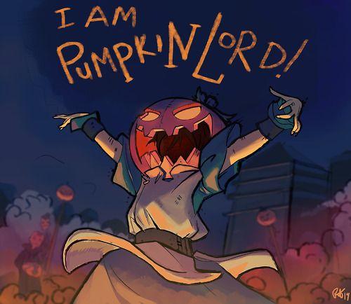 I Am Pumpkin Lord