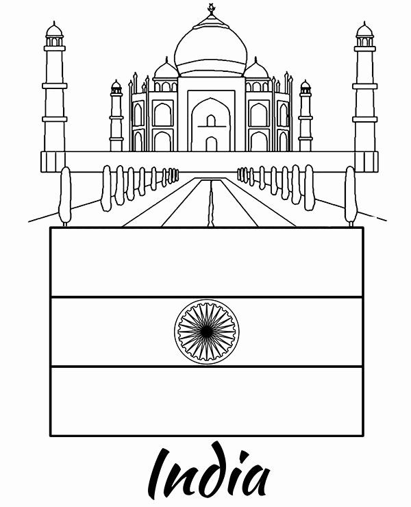 28 India Flag Coloring Page In 2020 Flag Coloring Pages India Flag Coloring Pages