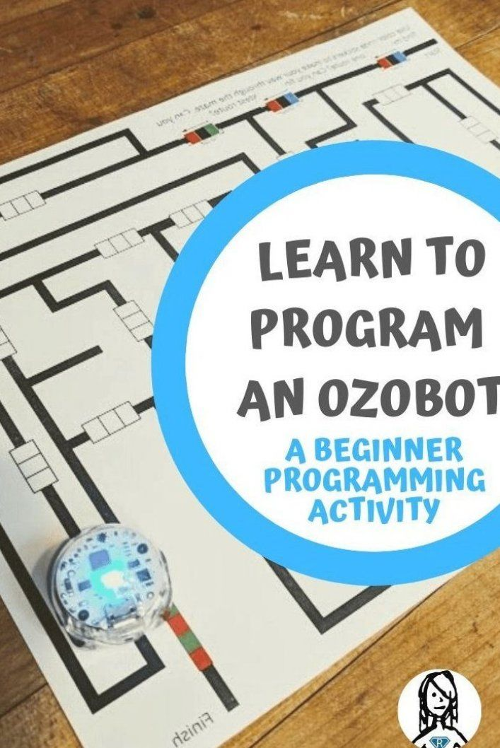 Start To Learn Programming Skills With Our Downloadable Ozobot Maze Templates You Can Print Or Purch Teaching Programs Learn Programming Programming For Kids