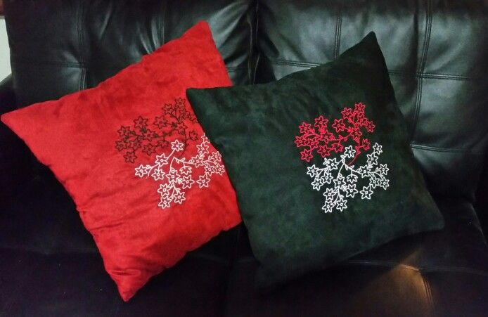 Pillows 50 x 50 cms