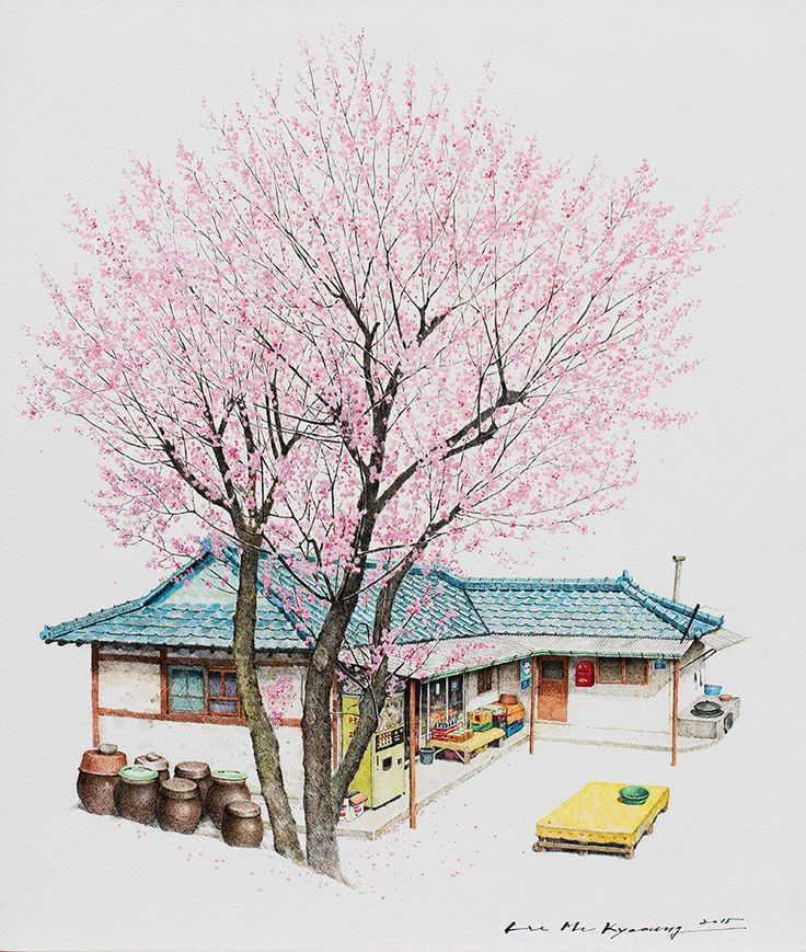 cherrytree | 이미경 Lee Me Kyeoung | 2015.12