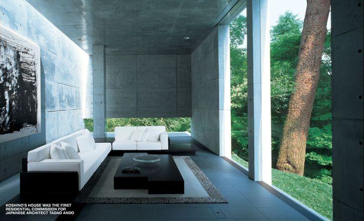 Koshino House / Tadao Ando, his best house