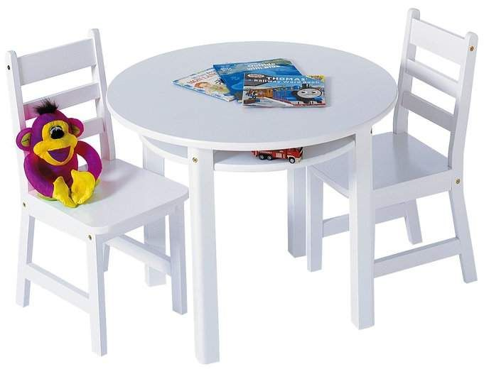 Viv Rae Alexa Kids 3 Piece Writing Table And Chair Set Kids