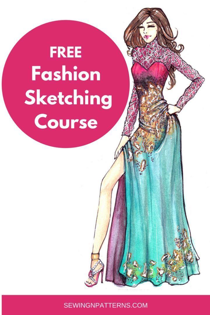 Fashion Sketchboook Challenge New Sewingnpatterns Dress Design Sketches Fashion Fashion Illustration Poses