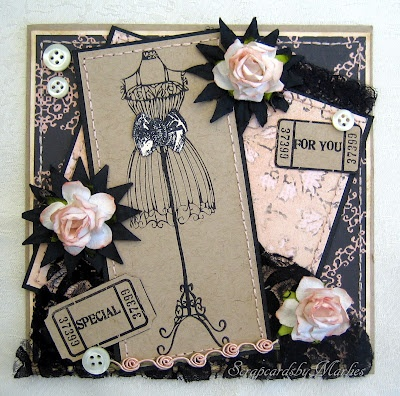Scrapcards by Marlies: Recycle