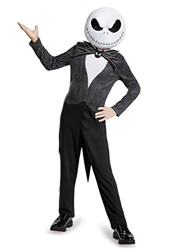 Disguise Jack Skellington Child Classic Nightmare Before Christmas Disney Costume Medium78 ** Be sure to check out this awesome product.