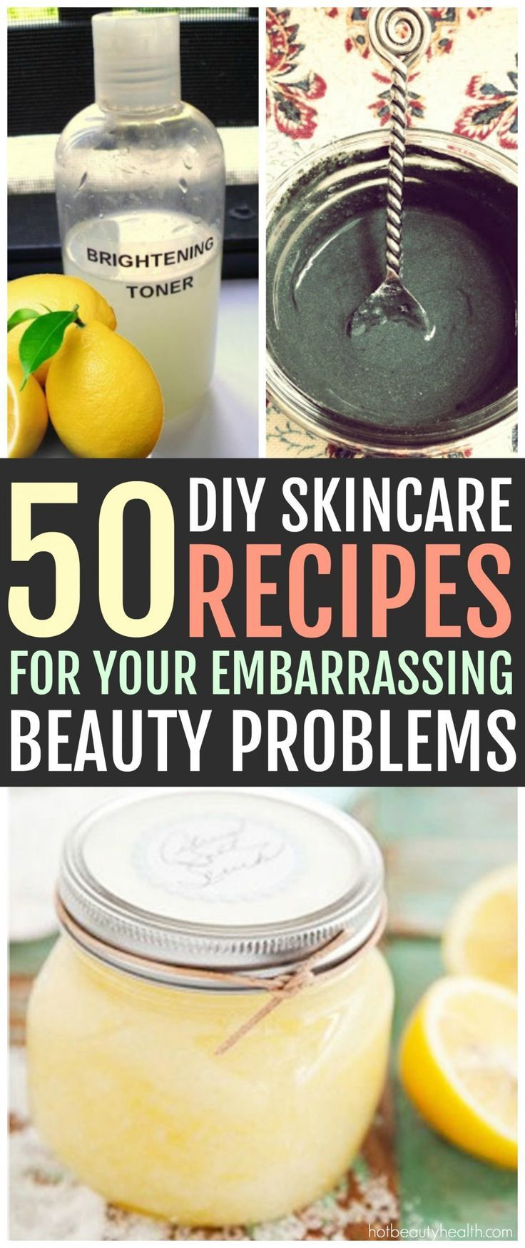 # Skincare Recipes-50 DIY Homemade Skincare Recipes - kaybimyil- # skin care  -  Hautpflege-Rezepte