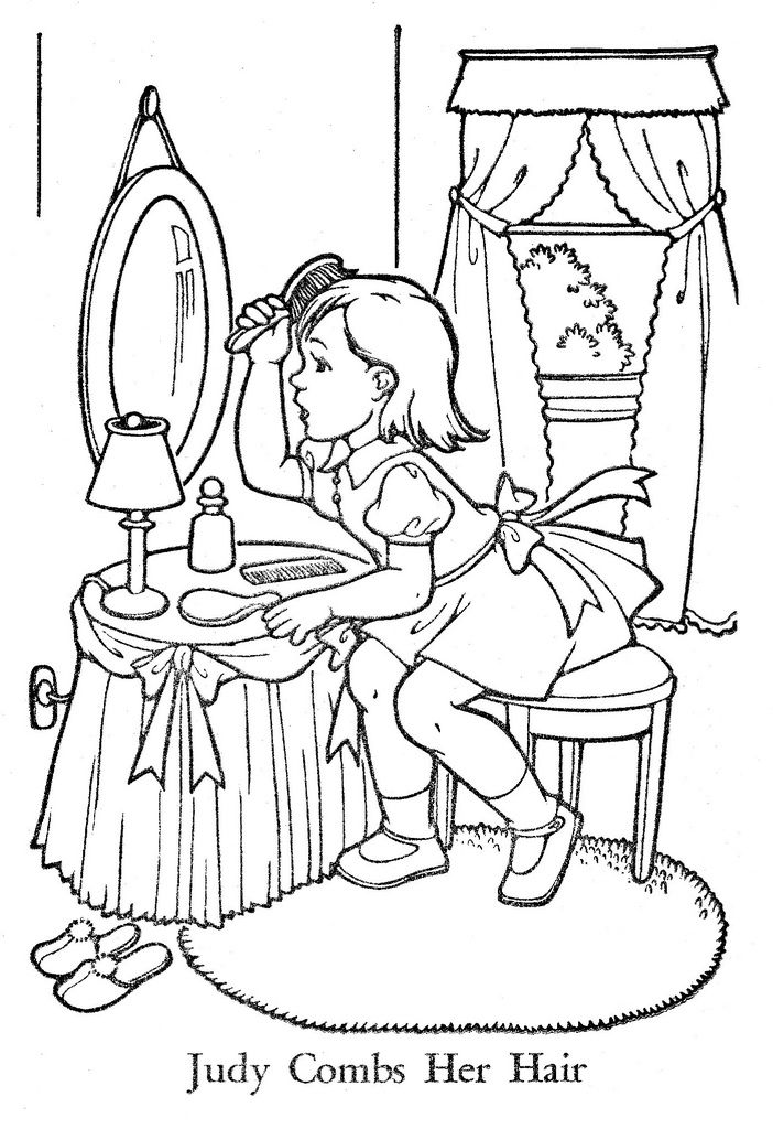 published in 1955 by western publishing company inc usa drawing by eileen vaughan - How To Publish A Coloring Book