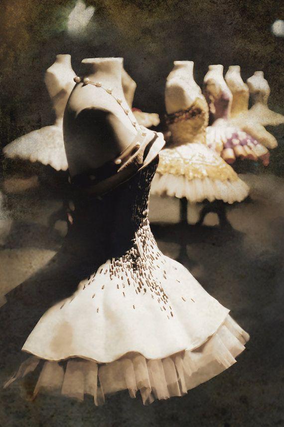 Ballet Fine Art Photo Print Paris Ballet Photo Dance by cmqstudio, $25.00