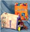 14 Lunch Bag Patterns - Free!  Includes insulated lunch sack from joanne.com (pictured)