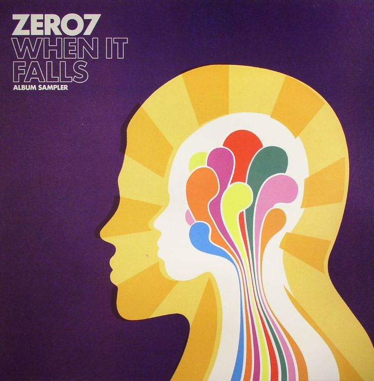 Zero 7 Albums | When It Falls | Chillout Ibiza Music | Pinterest