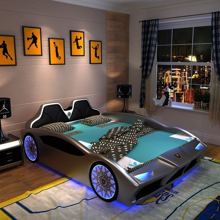 Bedhaven Luxury Car Bed For Kids Lively Focus In 2020 Themed