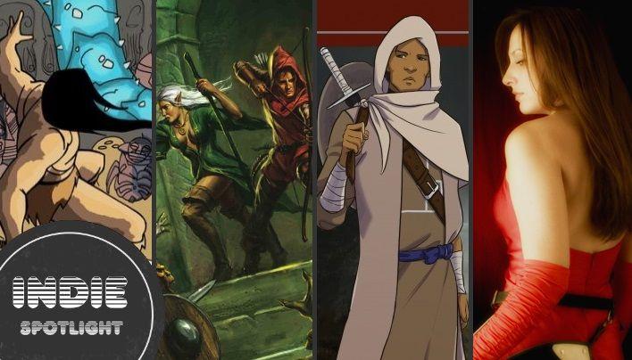 Indie-Spotlight: Fantasy-Rollenspiele