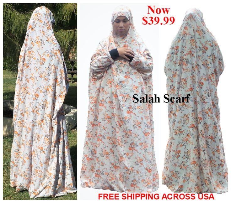 Get Your Salah Scarf!