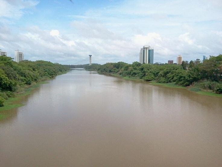 Velho Poty (em Teresina): Um rio de muitas historias!