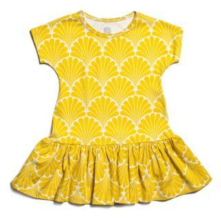 Nice Clothes For Kids Girls' yellow dress | Winter Water Factory...