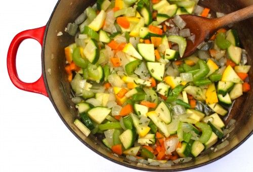Hearty & Healthy: Late-Summer Minestrone