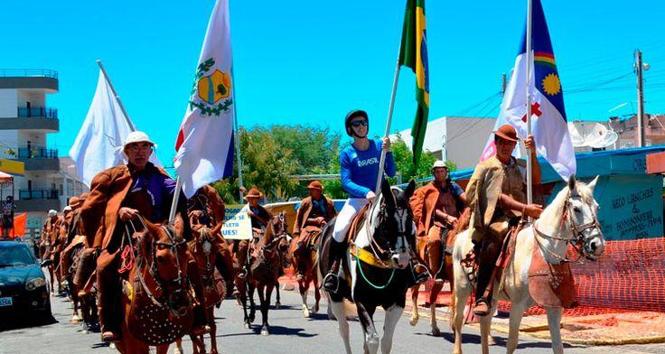 A atleta de Afogados da Ingazeira de Yane Marques, foi destaque da 30º Desfile…