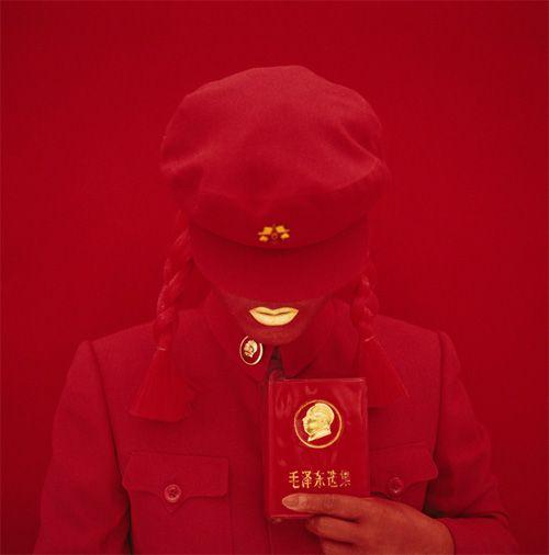 Kimiko Yoshida / the mao bride, 2009