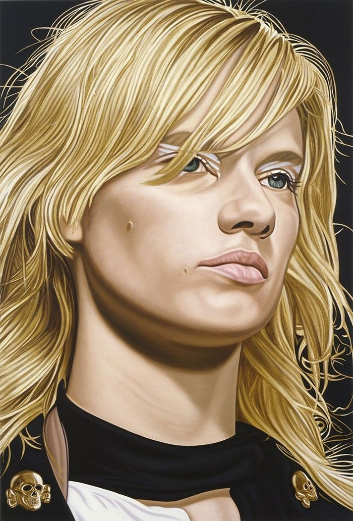 Richard Phillips, Death in June (after Don Ashby) 2006 Courtesy of Gagosian Gallery
