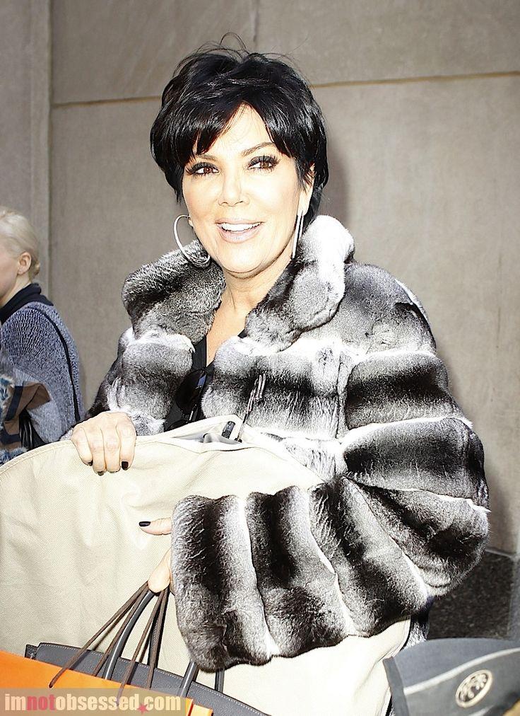 Kris Jenner Style Thread - PurseForum