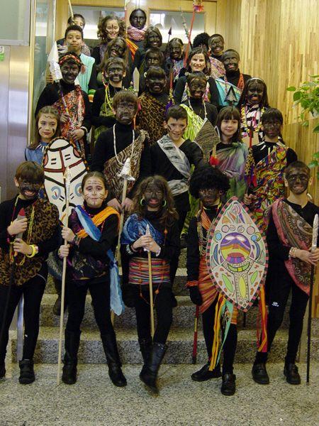 disfraz tribu africana - Buscar con Google