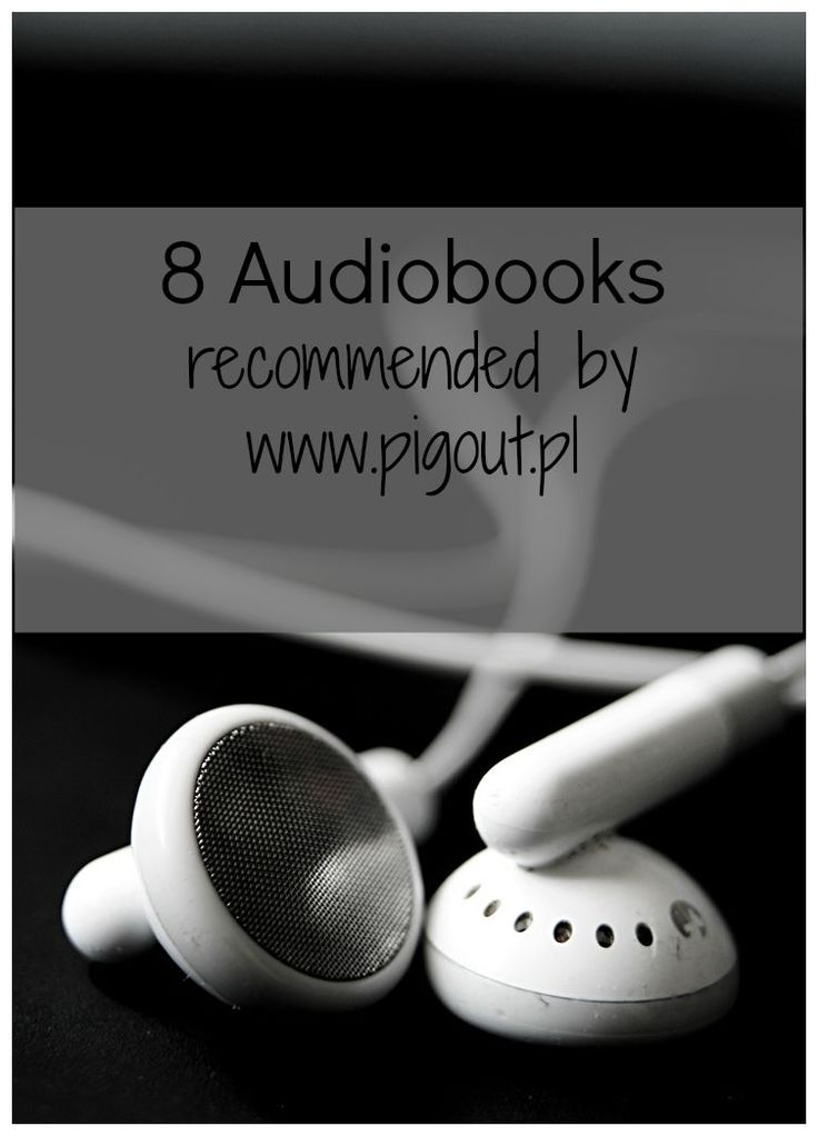 List of the best audiobooks ever