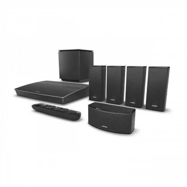 Bose® Lifestyle® 600 5.1 Channel Home Cinema Speaker System - Black #Bose #BoseHomeTheaterSystem #BoseSpeakers #AtlanticElectrics