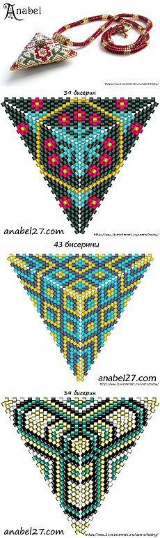 Треугольники от Anabel (+ схемки)