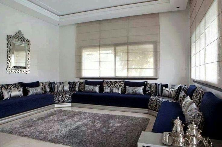 Maroc Livingroom, wauw