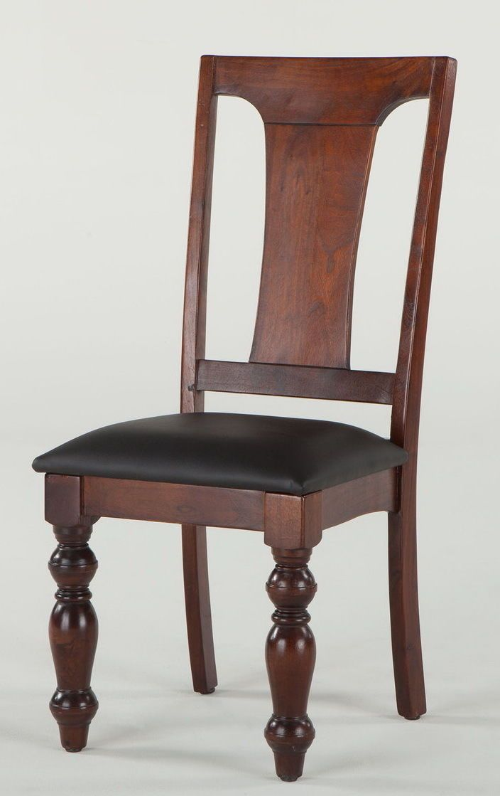 Esszimmerstuhl Selber Bauen Mango Wood Dining Chairs Stühle Dining Chairs Wayfair Living