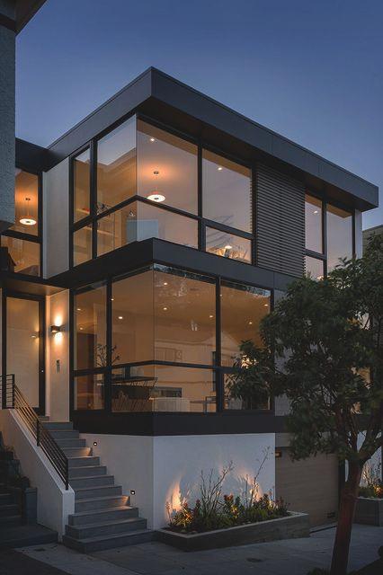 "w0rldvanity:   ""Carmel Street Residence"" by   Sutro Architects  ..."