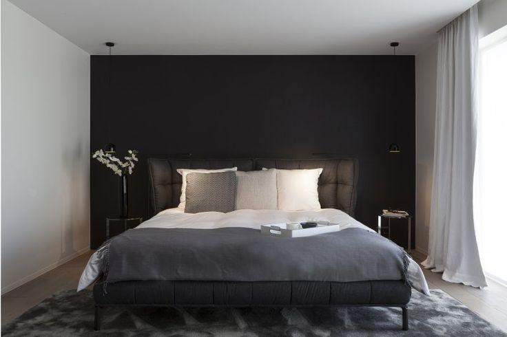25 beste idee n over modern chique slaapkamers op pinterest chique beddengoed modern chique - Chique en gezellige interieur ...