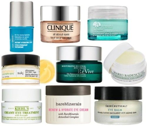 9 Hydrating Eye Creams and Why You Should Be Using One