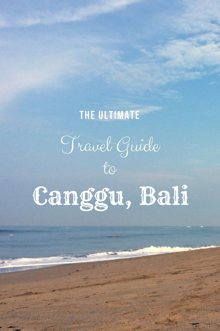 Canggu is slowly becoming popular by travellers and digital nomads seeking a life closer to the beach and surf-able waves. It's especially popular among expats which is visible with modern villas popping up between the lush green rice fields, great cafés and the proximity to many attractions around the island, including next door Seminyak. #Canggu #CangguBali #BaliHotspot #CangguLife #CangguBeach #OldMansCanggu