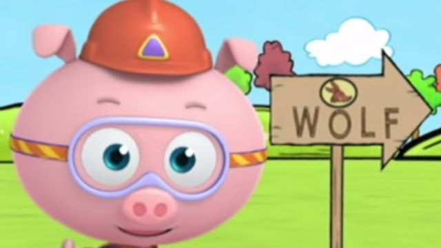 Super WHY! Full Episodes English ✳️  The Three Little Pigs ✳️  S01E01 (HD)