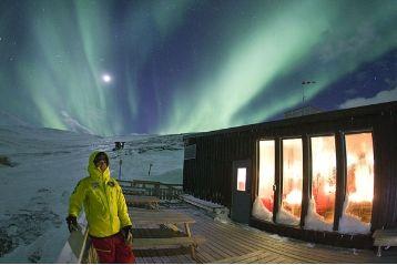 Experience the Aurora Sky Station ©rosenmedia.se