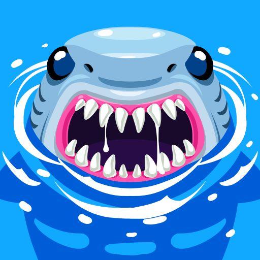 Nuevo Agar.io skin «Shark»