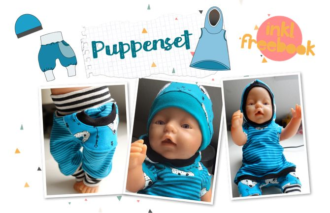Lybstes Puppenset mit FREEBOOK | Lybstes. | Bloglovin'