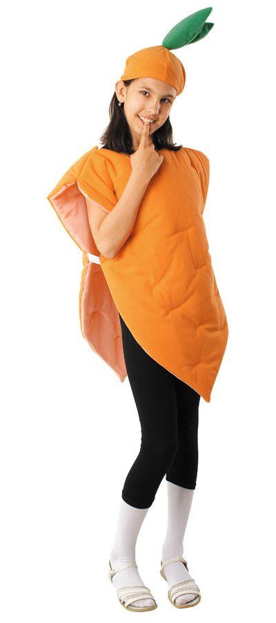 Strój Marchewka, Carrot Costume