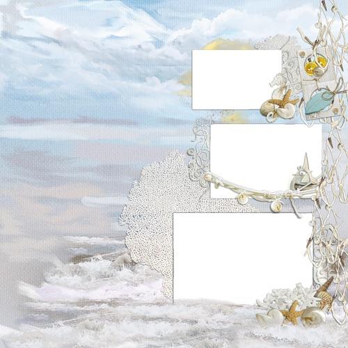Lady Rain - sea scrap strvnichki and clusters (1). Png» on Yandex