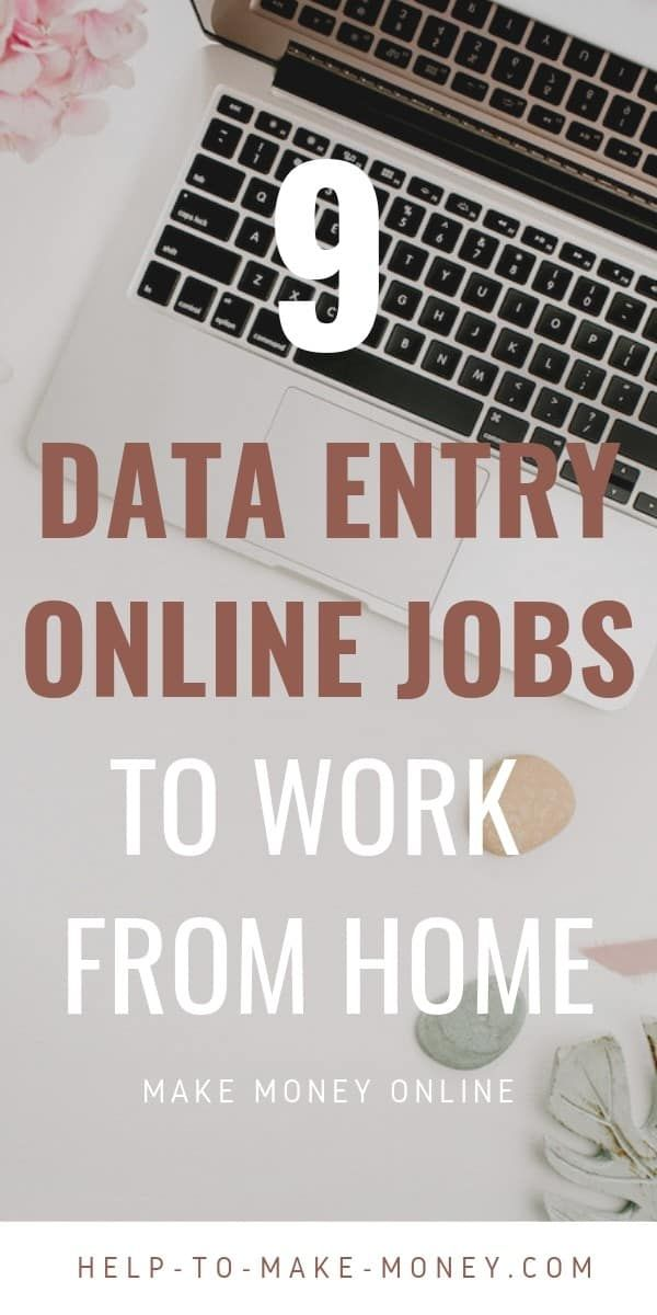 Legitimate Data Entry Jobs From Home Without Investment Online