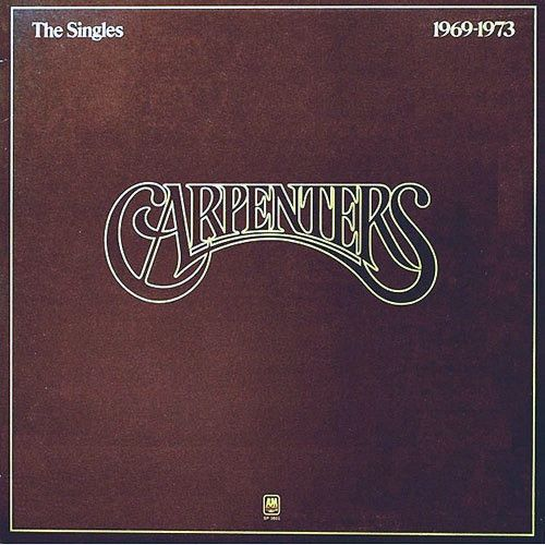 Carpenters The Singles 1969-1973 - vinyl LP
