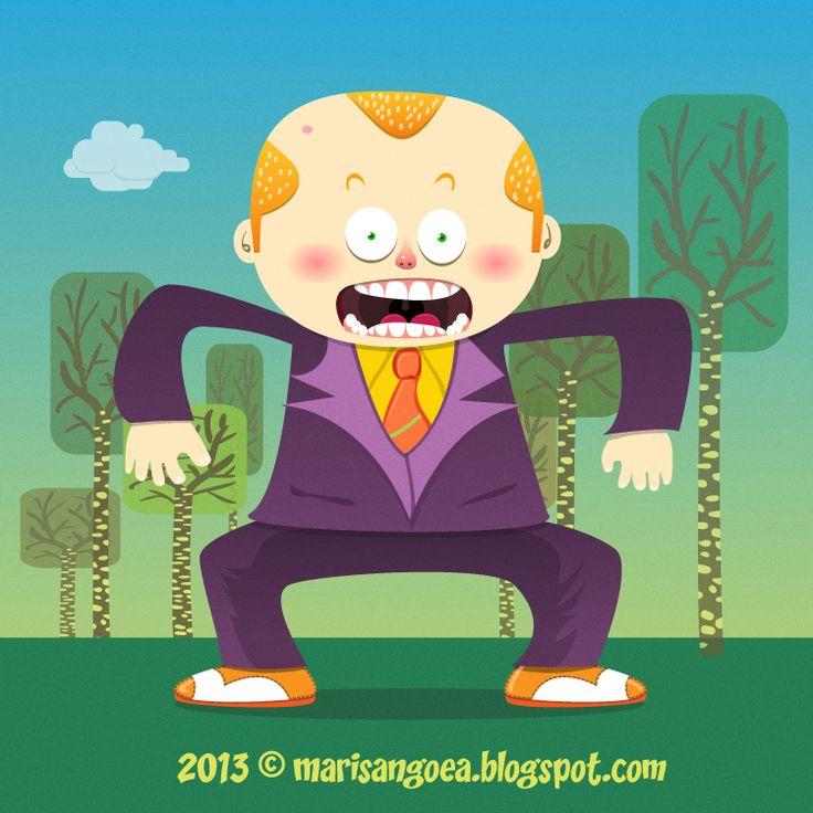 Vector Illustration by marisangoea.deviantart.com on @deviantART