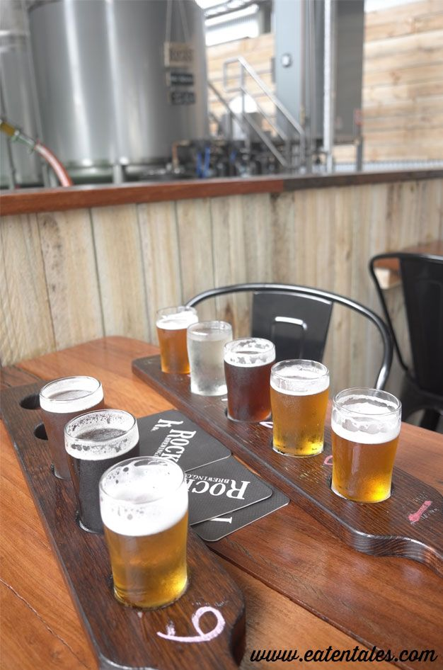 Sydney's Inner West triangle of craft breweries…not to be missed!