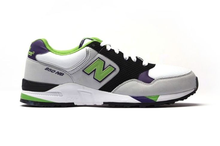 Picture of New Balance ML850 SWG Grey/Green