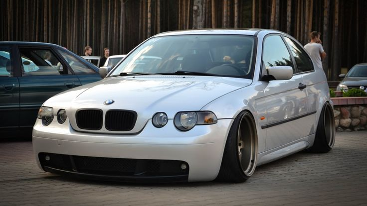 Bmw 3 Series Compact 316ti Light Stance Owner Review Drive2