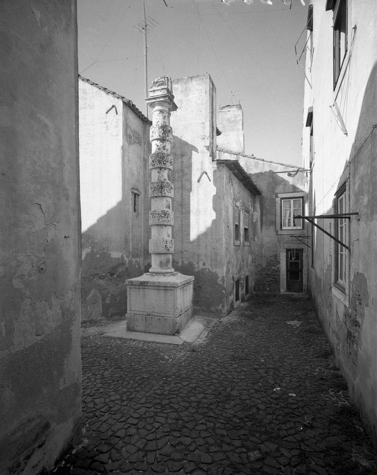 Padrão do Chão Salgado, 1966, foto de Armando Serôdio, in a.f. C.M.L.