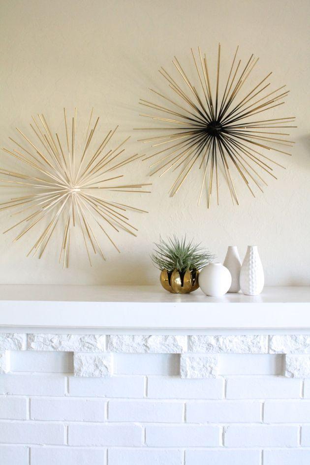 Tengeri sün inspirálta dekor